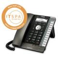 Vtech VSP725 Eris SIP Terminal Desk Set POE 24 Buttons 80-9311-00