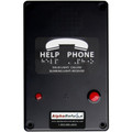 Area of Refuge Call Box Remote Power Black RCB2100BR