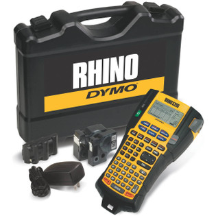 Rhino Industrial 5200 Labeler and Hard Case