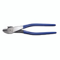 Klein 9'' Diagonal Cutting Pliers Angled Head D2000-49