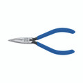 Klein 4'' Slim Long Nose Pliers with Spring D321-41/2C