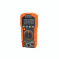 Klein Digital Multimeter, Auto-Ranging, 600V MM400