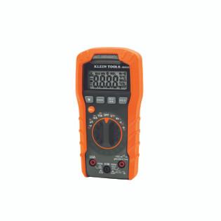 Klein Digital Multimeter, Auto-Ranging, 600V MM400