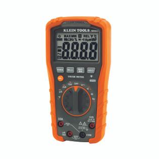 Klein Digital Multimeter, Auto-Ranging, 1000V MM600