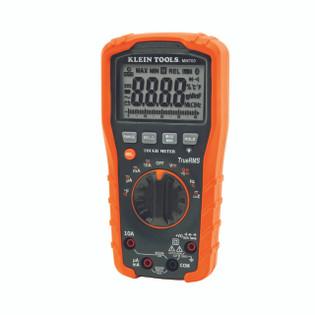 Klein Digital Multimeter TRMS/Low Impedance MM700