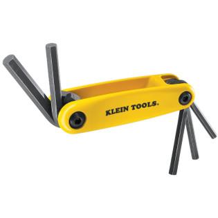 Klein Grip-It® Five Key Hex Set - Inch 70570