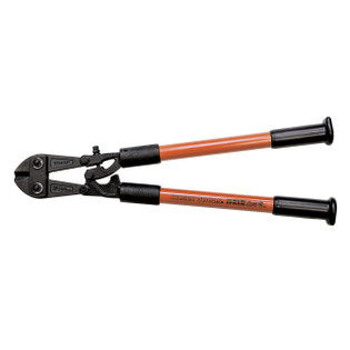 Klein 24-1/2'' Fiberglass Handle Bolt Cutter 63124