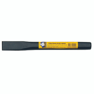 Klein 10'' x 1'' Cold Chisel Alloy Flat 5AC25025