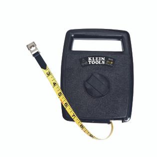 Klein 50' Woven Fiberglass Tape Case 946-50