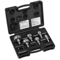 Klein Master Electricians Hole Cutter Kit 8 Pc 31873