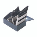 Klein 29 Piece Regular-Point Drill-Bit Set 53000