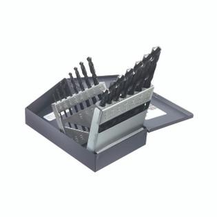Klein 15 Piece Regular-Point Drill-Bit Set 53001