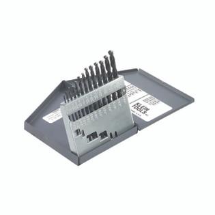 Klein 13 Piece Regular-Point Drill-Bit Set 53002
