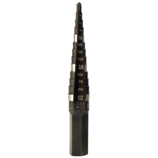 Klein Step Drill Bit #1 Double-Fluted KTSB01