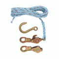 Klein Block and Tackle Spliced to 268 Block 1802-30SR
