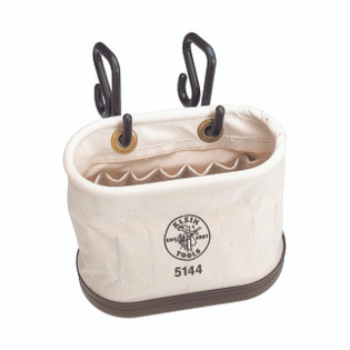 Klein Aerial Oval Bucket 15 Pockets with Hooks 5144