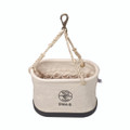 Klein Oval Bucket with 15 Interior Pockets 5144S