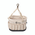 Klein Oval Bucket with 41 Pockets 5152S