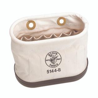 Klein Aerial Basket Oval Bucket 15 Pockets 5144B