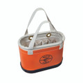 Klein Hard Body Oval Bucket Orange/White 5144BHHB