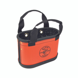 Klein Hard Body Oval Bucket Orange/Black 5144HBS