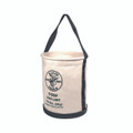 Klein Wide Straight Wall Bucket with Pocket 5109P