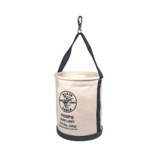Klein Wide Straight Wall Bucket with Pocket 5109PS