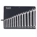 Klein 14 Piece Combination Wrench Set 68406