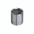 Klein 11 mm Metric 6-Point Socket - 3/8'' Drive 65911