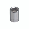 Klein 1/2'' Std 6-Point Socket - 3/8'' Drive 65702