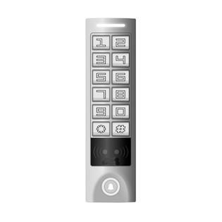 Access Control Weather Proof Anti Vandal Metal Keys Reader Keypad Standalone