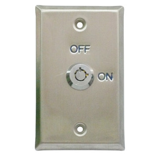 On and Off Exit Switch for Access Control N.O. Output