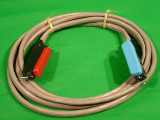 Telco Amphenol 25 Pair 50 Pin Patch Cord Male to Female