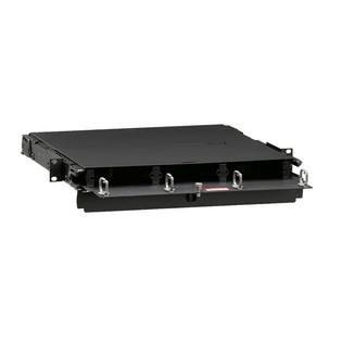 Leviton Fiber Enclosure 1RU Empty 72 Port Opt X 1000I 5R1UM-F03