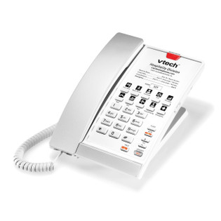 1 Line Contemporary SIP Corded Phone S2210-L