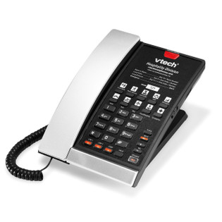 2 Line Contemporary SIP Corded Phone S2220-L