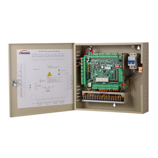 4 Door Access Controller Panel Board and Software