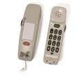Sleek Style Telephone Fits On Most Hospital Bed Rail with Holder H-22