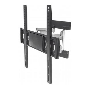 """Intellinet 461313 Ultra Slim Aluminum Articulating TV Mount 55"""""""