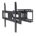 Intellinet 461283 Flat Panel Full Motion TV Wall Mount 70""