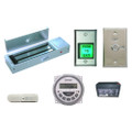 Laundromat Magnetic Lock Access Control Kit Maglock RTE Timer