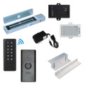 Wireless 2.4Ghz RF Indoor Access Control Kit In-swinging Door 600lb.