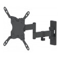 "Manhattan 461405 13""- 42"" Double Arm Articulating TV Mount Tilt Swivel"
