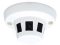 2.4MP 4-In-1 HD Smoke Detector Hidden Camera - 059-H12M80S37