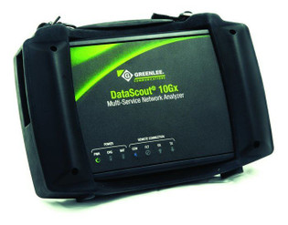 Greenlee DATASCOUT 10GX Wireless Virtual Test Platform