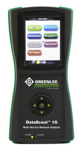 Greenlee DS1G-BAS DataScout 1G Ethernet Analyzer