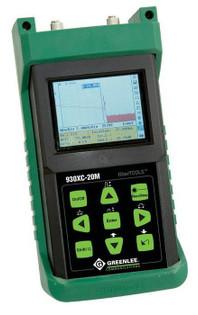 Greenlee 930XC-30F-APC-SC SM Triple FILT OTDR OPM SLS A