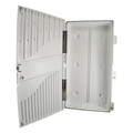 "HCC-28-KIT-ECPL 28"" Plastic in Wall or On Wall Structured Wiring Enclosure"