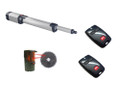 BFT Kustos Ultra BT UL A40 KR935317 00004 Swing Gate Opener kit with Photo Eye and 2 Mitto Remotes - BFT-SWKIT1