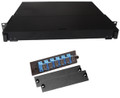 Fiber Rackmount Panel Front Panel Covered 6 SC SM